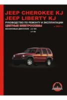 Jeep Cherokee  Jeep Liberty c 2001 г. Руководство по ремонту и эксплуатации