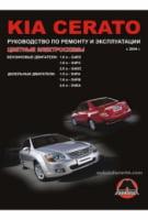 Kia Cerato c 2004 г. Руководство по ремонту и эксплуатации