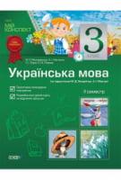 Українська мова. 3 клас. II семестр (за підручником М. Д. Захарійчук, А. І. Мовчун)