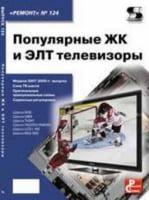 Вып.124. Популярные ЖК и ЭЛТ телевизоры