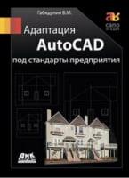 Адаптація AutoCAD під стандарти підприємства