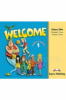Welcome 1 Class CDs (Set of 3)