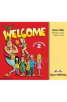 Welcome 2 Class CDs (Set of 3)