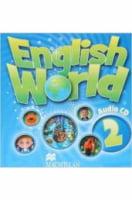English World 2 Class Audio Cds