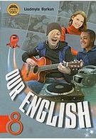 Англійська мова, 8 клас. Биркун Л. В. 2008