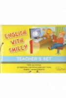 """Англійська мова. Навчально-методичний комплект для 1-го класу загальноосвітніх навчальних закладів """"English 1"""" автора Карп'юк О."""