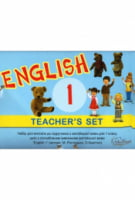 Набір для вчителя до підручника з англійської мови для 1 класу шкіл з поглибленим вивченням англійської мови 'English 1' (автори М. Ростоцька, О.Карп'юк)