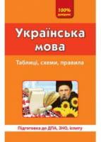 Українська мова. Таблиці. Схеми. Формули