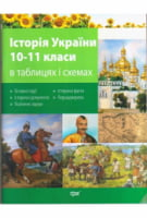 Таблиці та схеми    Історія України 10-11 класи в таблицях і схемах.