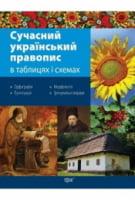 Таблиці та схеми   Сучасний український правопис у таблицях