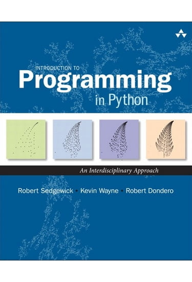 Introduction+to+Programming+in+Python%3A+An+Interdisciplinary+Approach - фото 1
