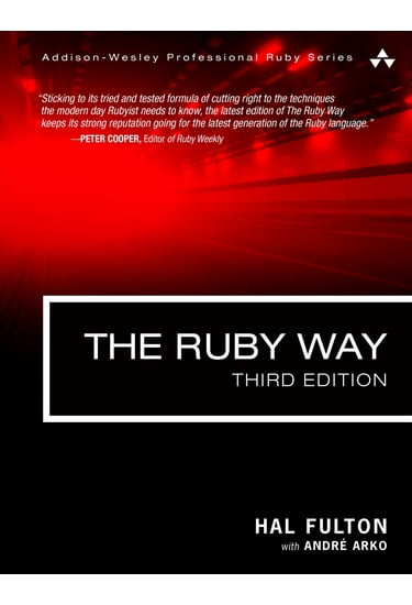 Ruby+Way%2C+The%3A+Solutions+and+Techniques+in+Ruby+Programming%2C+3rd+Edition - фото 1