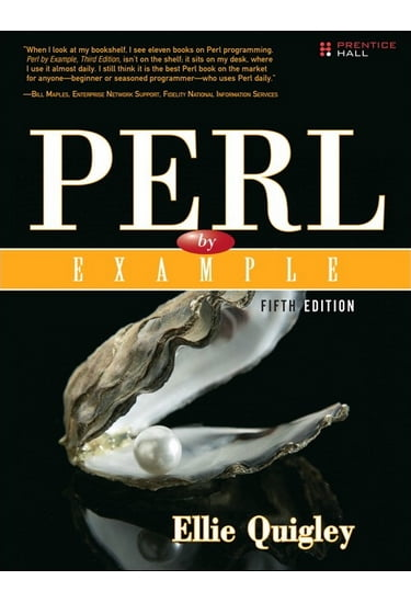 Perl+by+Example%2C+5th+Edition - фото 1