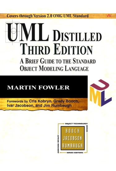 UML+Distilled%3A+A+Brief+Guide+to+the+Standard+Object+Modeling+Language%2C+3rd+Edition - фото 1