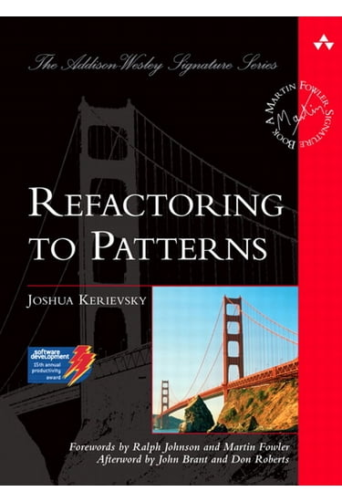 Refactoring+to+Patterns - фото 1