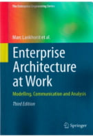 Enterprise Architecture at Work. Modelling, Communication and Analysis