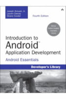Introduction to Android Application Development: Android Essentials, 4th Edition