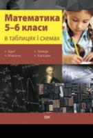 Таблиці та схеми Математика 5-6 класи в таблицях і схемах
