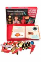Тело человека. Интерактивная детская энциклопедия с магнитами (в коробке)