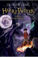 Harry Potter and the Deathly Hallows. Оригинальное издание Bloomsbury Publishing