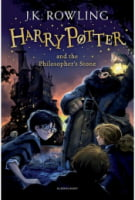 Harry Potter and the Philosopher's Stone. Оригинальное издание Bloomsbury Publishing
