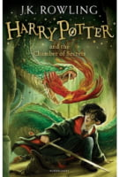 Harry Potter and the Chamber of Secrets. Оригинальное издание Bloomsbury Publishing