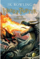 Harry Potter and the Goblet of Fire. Оригинальное издание Bloomsbury Publishing