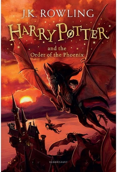 Harry+Potter+and+the+Order+of+the+Phoenix.+%D0%9E%D1%80%D0%B8%D0%B3%D0%B8%D0%BD%D0%B0%D0%BB%D1%8C%D0%BD%D0%BE%D0%B5+%D0%B8%D0%B7%D0%B4%D0%B0%D0%BD%D0%B8%D0%B5+Bloomsbury+Publishing - фото 1