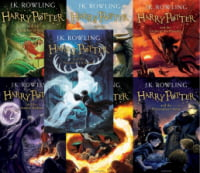 Комплект книг Гарри Поттер на англиском языке