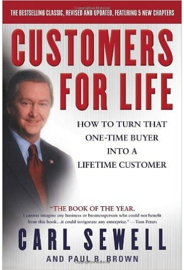 Customers+for+Life%3A+How+to+Turn+That+One-Time+Buyer+Into+a+Lifetime+Customer - фото 1