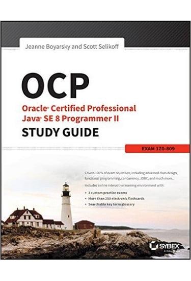 OCP%3A+Oracle+Certified+Professional+Java+SE+8+Programmer+II+Study+Guide - фото 1
