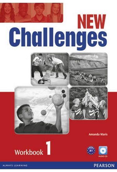 New+Challenges+1+Workbook+%26+Audio+CD+Pack - фото 1