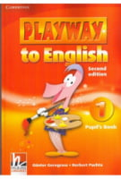 Playway to English: Level 1: Pupil's Book