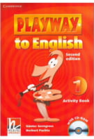 Playway to English: Level 1: Activity Book (+ CD-ROM)