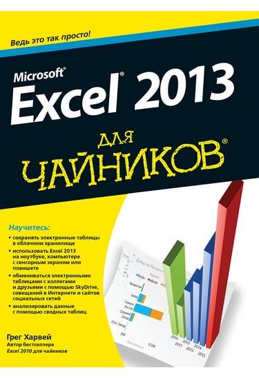 Microsoft+Excel+2013+%D0%B4%D0%BB%D1%8F+%D1%87%D0%B0%D0%B9%D0%BD%D0%B8%D0%BA%D0%BE%D0%B2 - фото 1