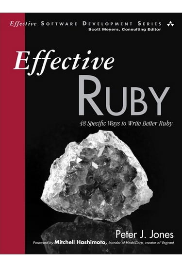Effective+Ruby%3A+48+Specific+Ways+to+Write+Better+Ruby - фото 1