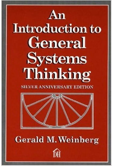 An+Introduction+to+General+Systems+Thinking+%28Silver+Anniversary+Edition%29 - фото 1