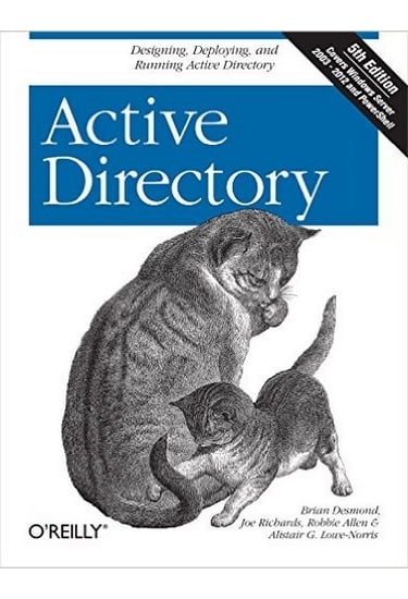 Active+Directory%3A+Designing%2C+Deploying%2C+and+Running+Active+Directory+5th+Edition - фото 1