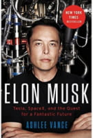 Elon Musk: Tesla, SpaceX, and the Quest for a Fantastic Future (тверд)