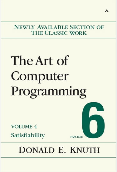 Art of Computer Programming, Volume 4, Fascicle 6, The: Satisfiability - фото 1