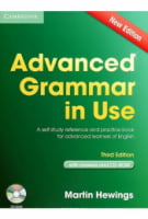 Advanced Grammar in Use (+ CD-ROM)
