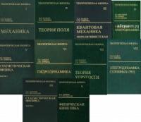 Теоретическая физика. В 10 томах. (комплект)