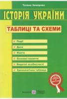 Історія Украини. Таблиці та схеми. Земерова Т.Ю.
