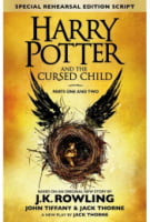 Harry Potter and the Cursed Child - Parts I & II (Special Rehearsal Edition). Оригинальное издание Little Brown & Co Inc