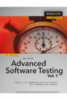 Advanced Software Testing - Vol. 1, 2nd Edition. Guide to the ISTQB Advanced Certification as an Advanced Test Analyst 2nd Edition