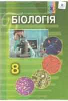 Біологія. Підручник для 8 класу. Нова програма. Матяш Н.Ю. Генеза. 2016