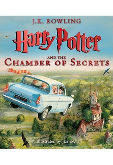 Harry+Potter+and+the+Chamber+of+Secrets.+The+Illustrated+Edition+%28Harry+Potter%2C+Book+2%29 - фото 1