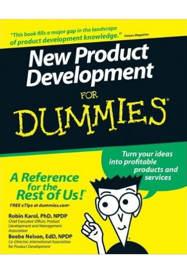 New+Product+Development+For+Dummies - фото 1