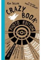 Crazy book.Photo edition. Сумасшедшая книга-генератор идей (крафтовая)