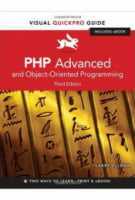 PHP Advanced and Object-Oriented Programming. Visual QuickPro Guide (3rd Edition)